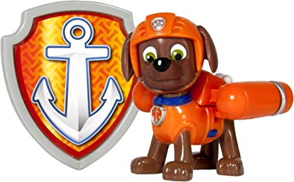 Paw Patrol Orange und Gr/ün