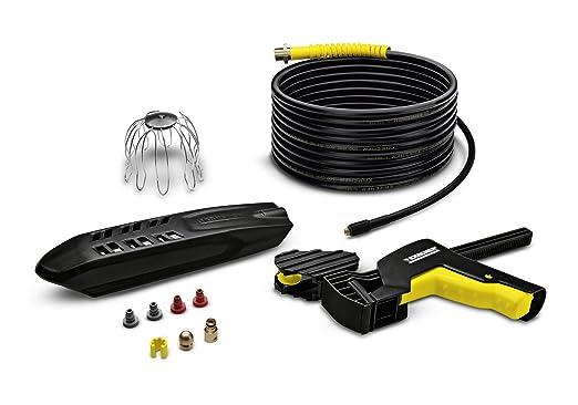 12 opinioni per Karcher Accessorio Per Idropulitrice- Dispositivo Sturatubi 20 mt e kit pulizia