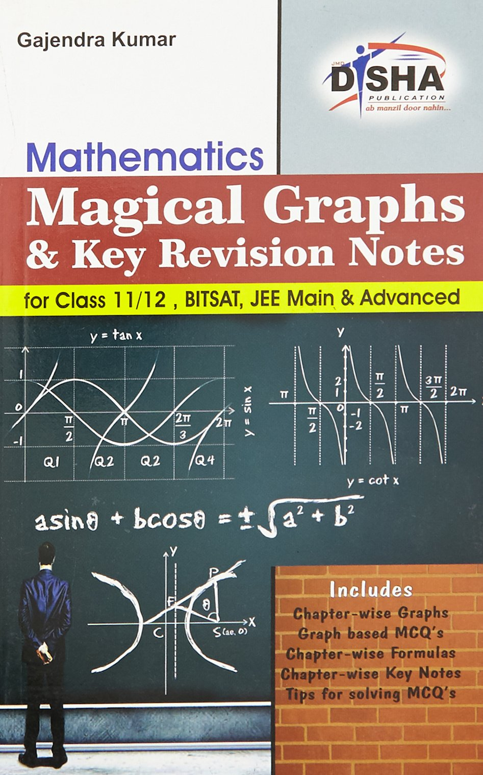 Magical Graphs and Key Revision Notes for Mathematics Class 11/12