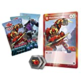 Bakugan, Deluxe Battle Brawlers Card Collection