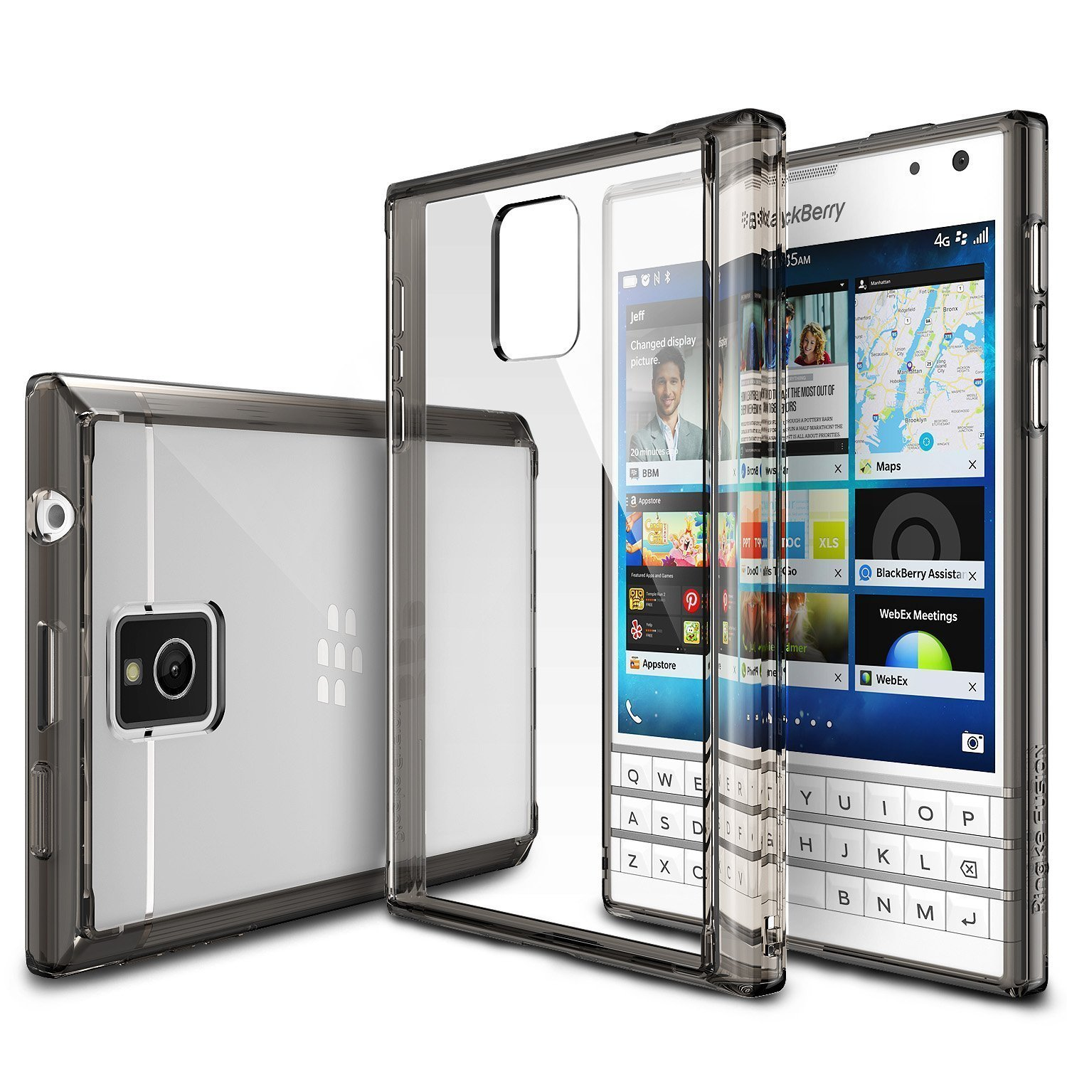 Ringke FUSION Case Blackberry Passport Hülle Case: Amazon.de: Elektronik