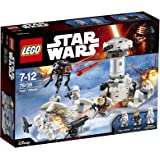 LEGO - 75138 - Star Wars - Jeu de Construction - Hoth Attack