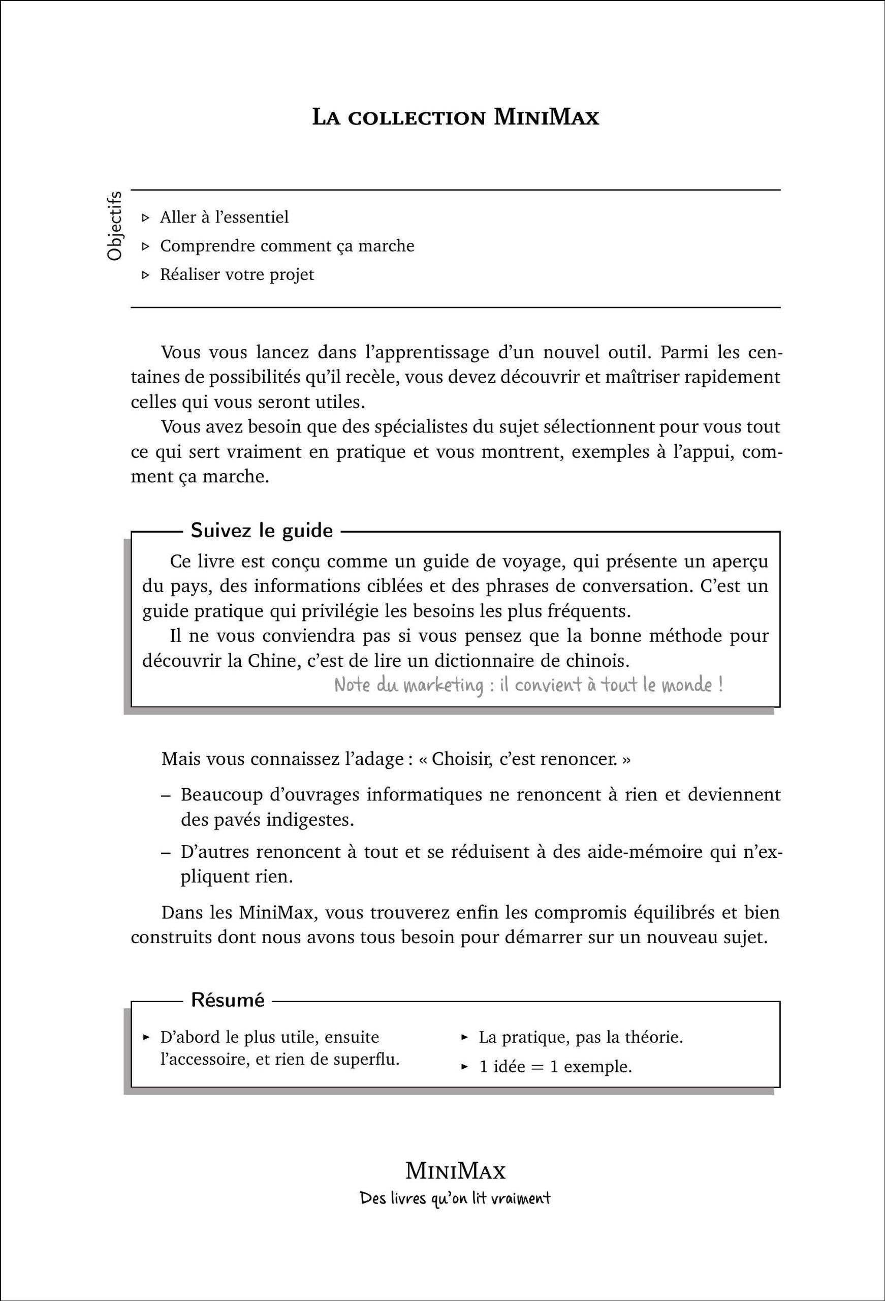 La ligne de commande par lexemple (MiniMax): Amazon.es: Vincent Fourmond: Libros en idiomas extranjeros