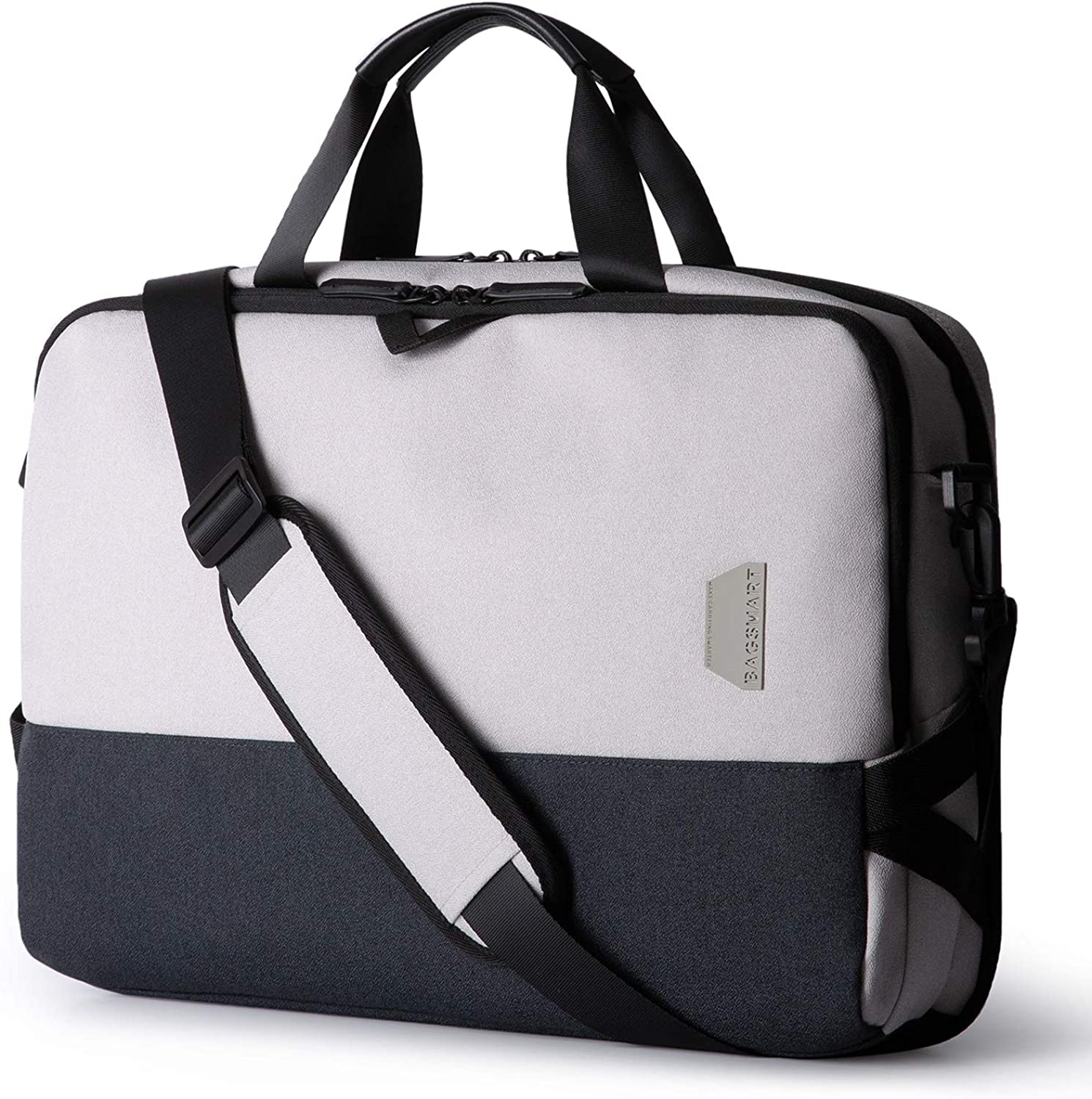 Laptop Bag,BAGSMART 15.6 Inch Laptop Messenger Shoulder Bag Briefcase