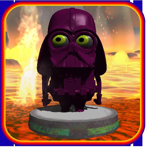 Pequevad virtual darth Vader