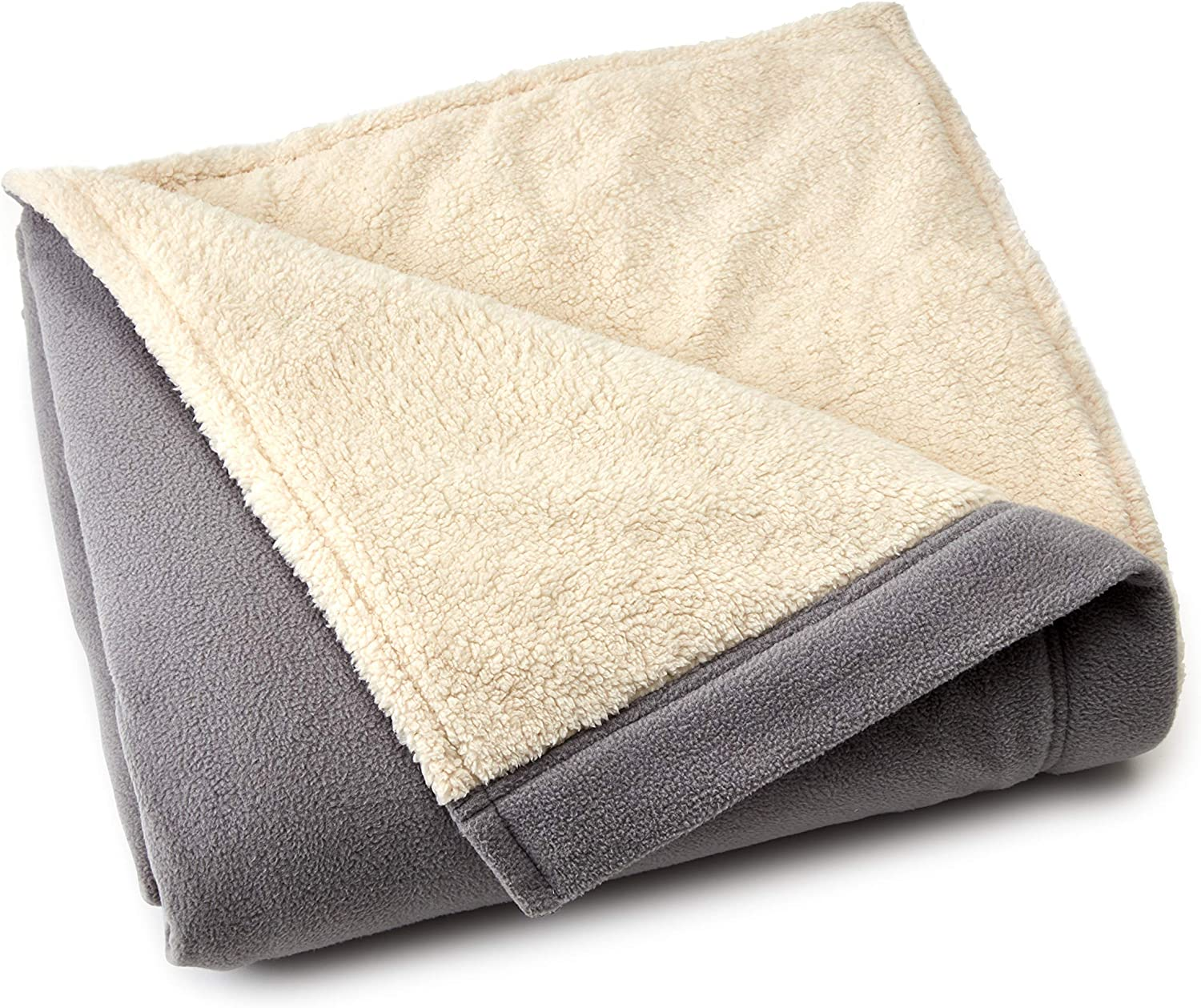 Twin Juniper Eddie Bauer Signature Reversible Fleece//Sherpa Electric Heated Blanket with Safe /& Warm Low-Voltage Technology