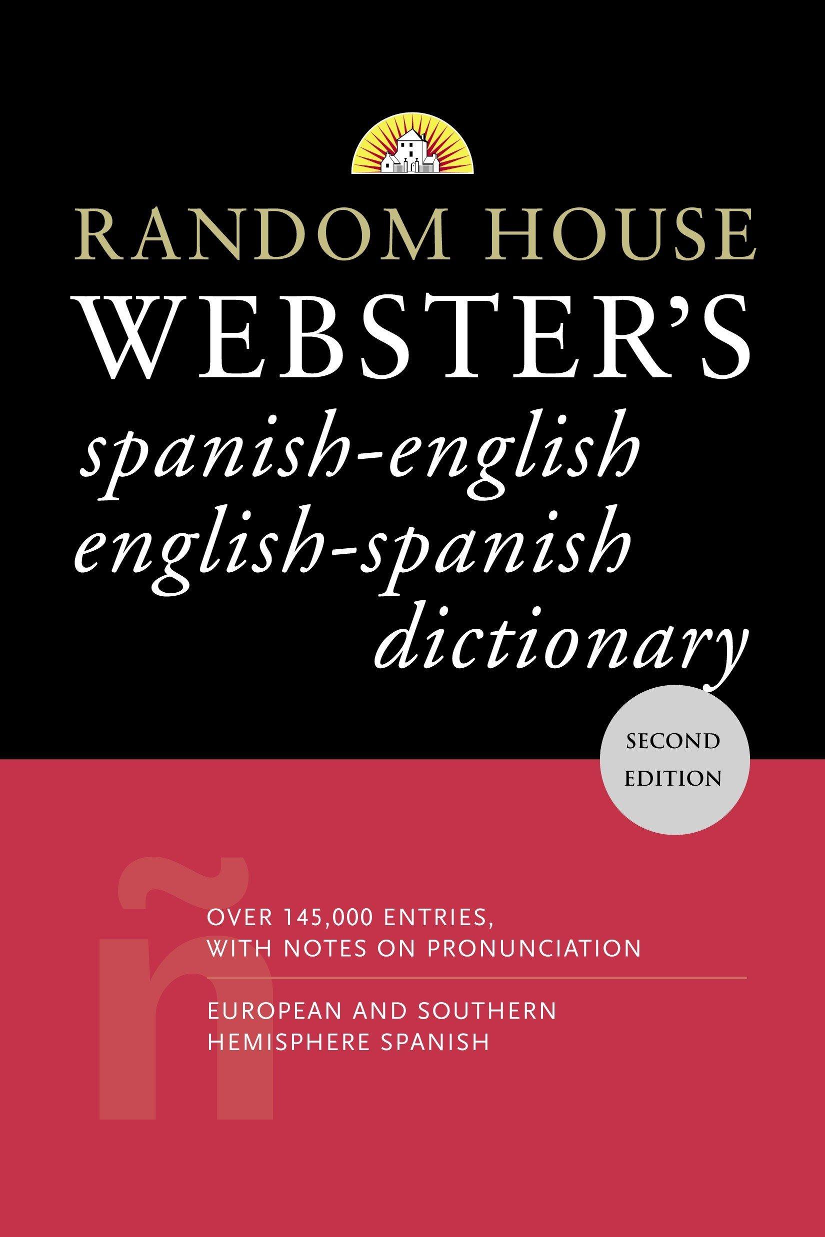Random House Webster's Spanish-English English-Spanish Dictionary