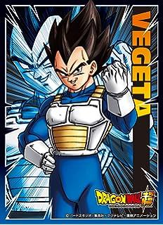 Dragon Ball Super Vegeta Card Game Character Sleeves Collection EN-160 Anime Saiyan Husbando Over