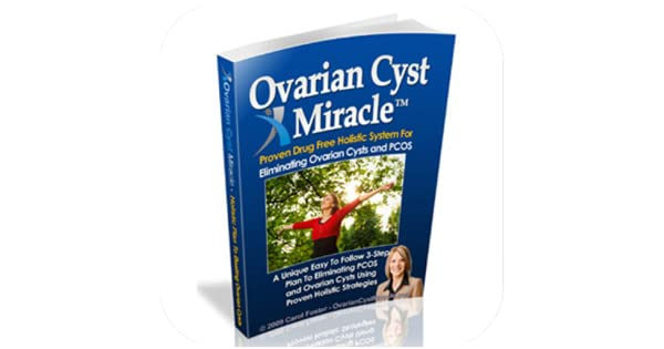 Image result for ovarian cyst miracle book