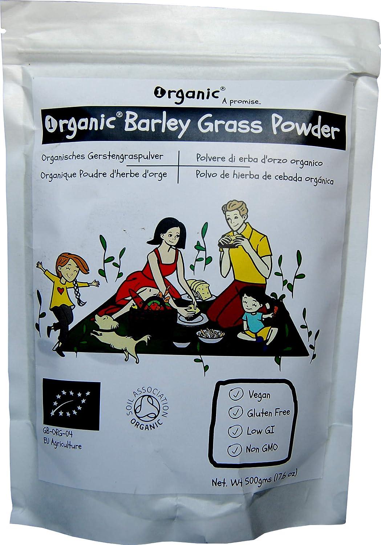 Hierba De Cebada Cruda En Polvo/Barley Grass, EU ...