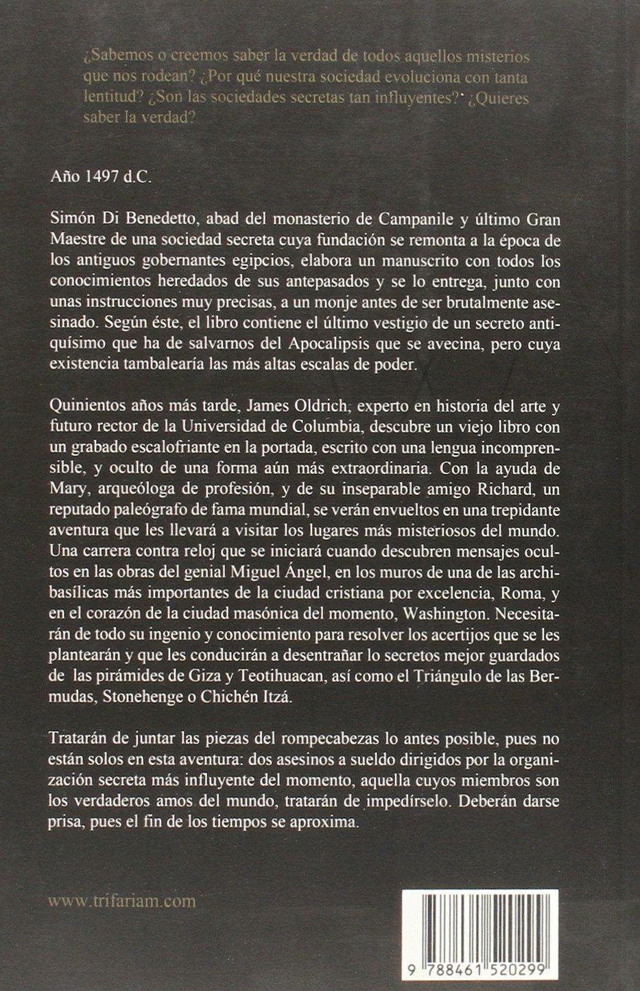 Trifariam : el códice perdido: Amazon.es: Rodríguez Álvarez, Diego ...