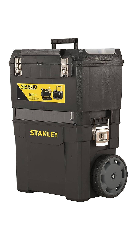 Stanley 1-93-968 Carrello Porta Utensili, 2 in 1 [Classe di efficienza energetica A]