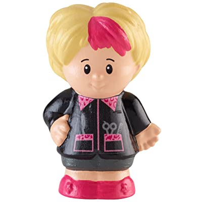 Fisher-Price Little People Hair Stylist: Toys & Games