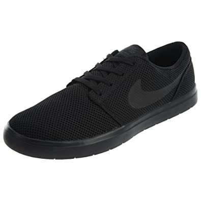 ad75434afe9f Image Unavailable. Image not available for. Color  Nike Men s SB Portmore II  Ultralight Skate Shoe