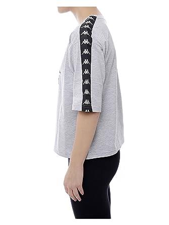 11a93aa2 Kappa Women Overwear/T-Shirt: Amazon.co.uk: Clothing