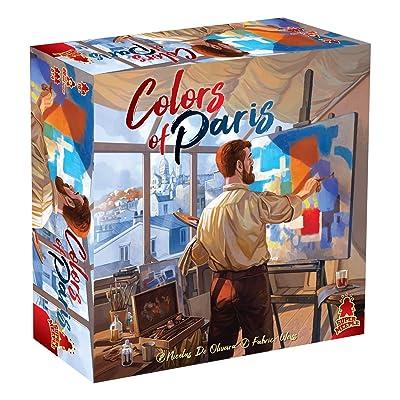 Colors of Paris: Toys & Games
