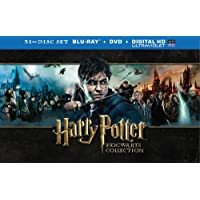 Harry Potter Hogwarts Collection (Blu-ray + DVD + Digital HD) (2014)