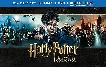 Harry Potter Hogwarts Blu-ray Combo