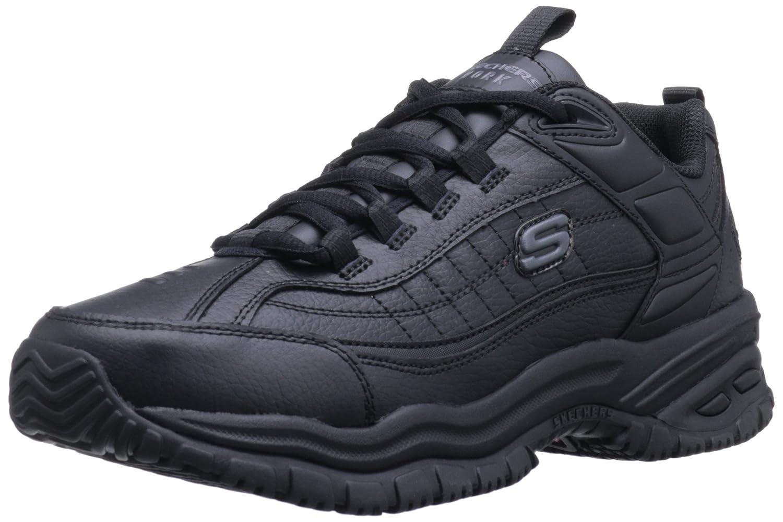 Skechers メンズ B004GX2UQY 10.5 D(M) US|ブラック ブラック 10.5 D(M) US