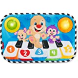 Fisher-Price Laugh & Learn Kick & Play Piano, Multi color
