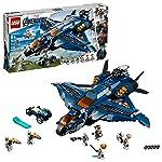 LEGO Marvel Avengers Endgame, Quinjet de los Avengers, 76126