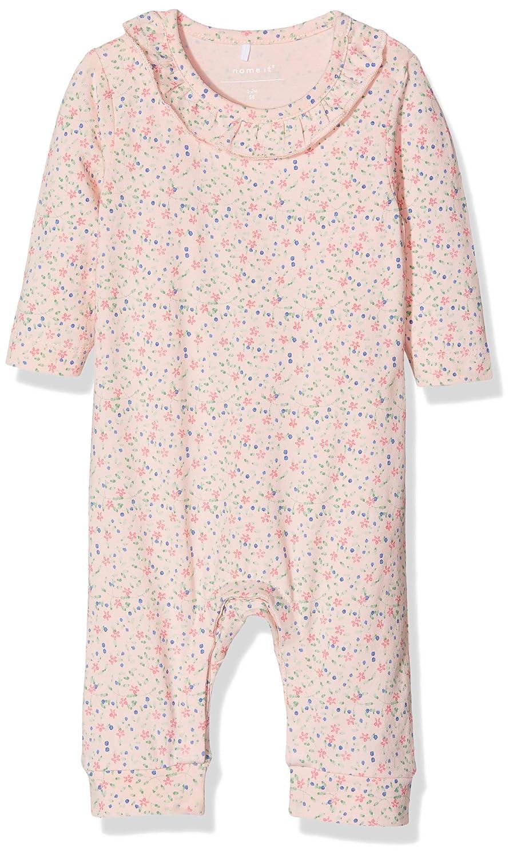 NAME IT Baby-M/ädchen Strampler Nbfdagmar Ls Suit