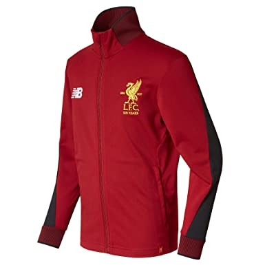 Liverpool FC 17/18 Kids Football Presentation Jacket - Red Pepper - size  Youth Small