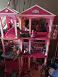 My daughter Barbie dream house