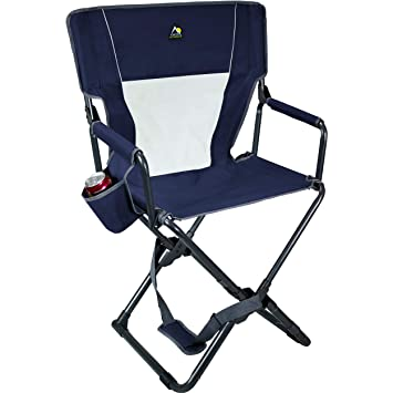 Amazon.com: GCI Outdoor Xpress - Silla de director plegable ...