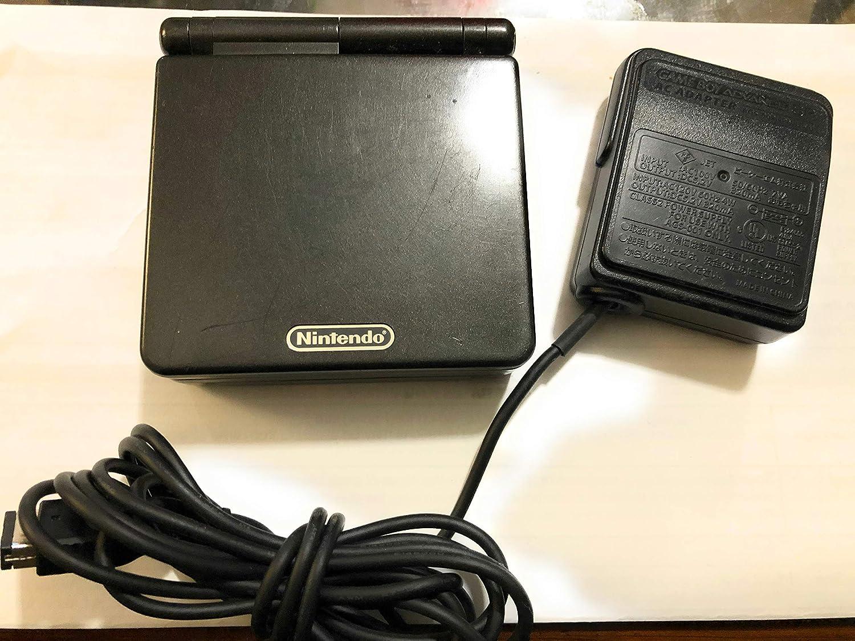 Nintendo Game Boy Advance SP - Onyx (Renewed)