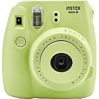 Fujifilm Instax Mini 8 Film Camera (Margarita Green)