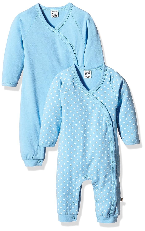 Care Baby Boys Stars/uni Bodysuit 550027