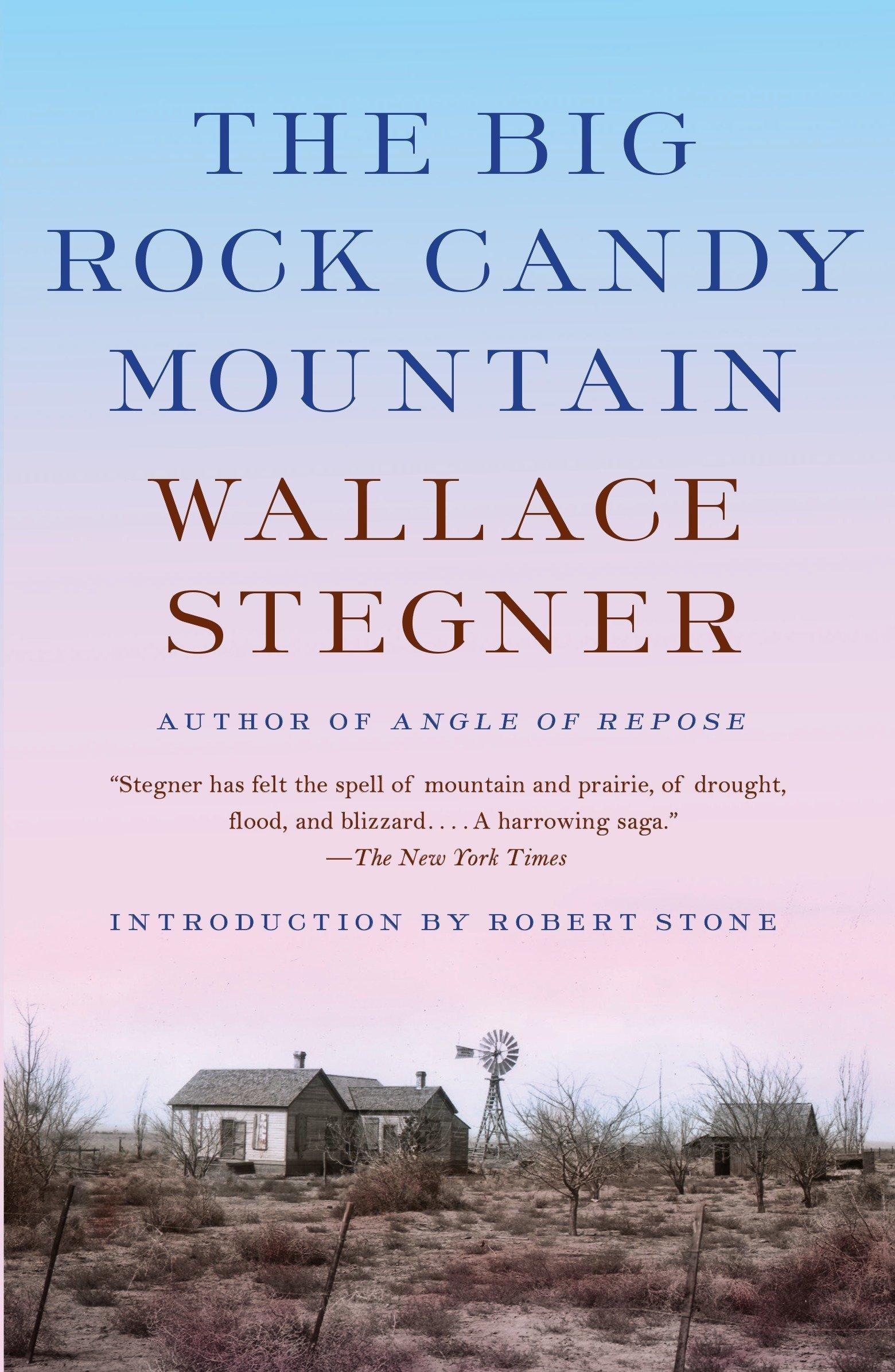 The Big Rock Candy Mountain ebook