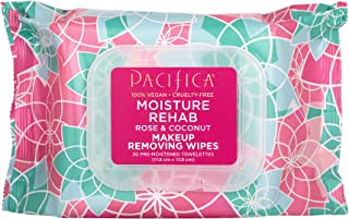 product image for PACIFICA Moisture Rehab Makeup Removing Wipes 30 Count, 30 CT