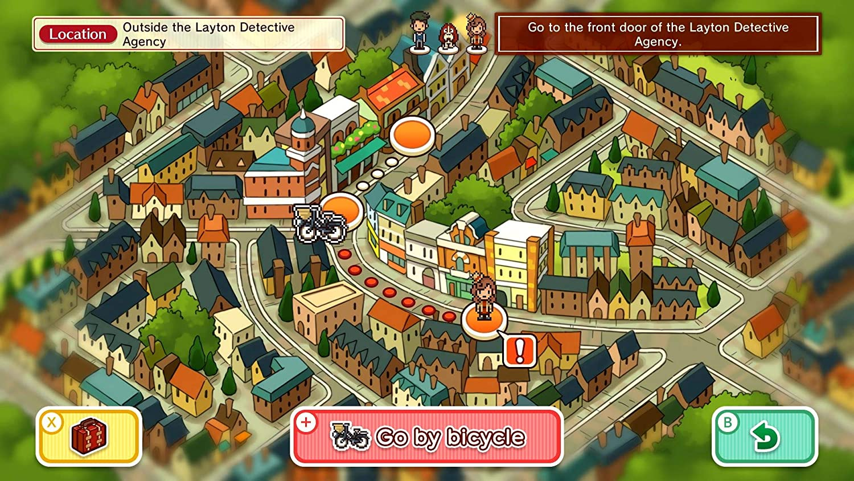 Laytons Mystery Journey: Katrielle and the Millionaires Conspiracy - Nintendo Switch [Importación inglesa]: Amazon.es: Videojuegos