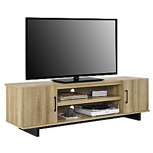 Ameriwood Home Southlander TV Stand, Golden Oak