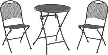 Mwh Das Original Fts90040c Fzs90039c Gartenmobel Sets Cafe Latte Grau