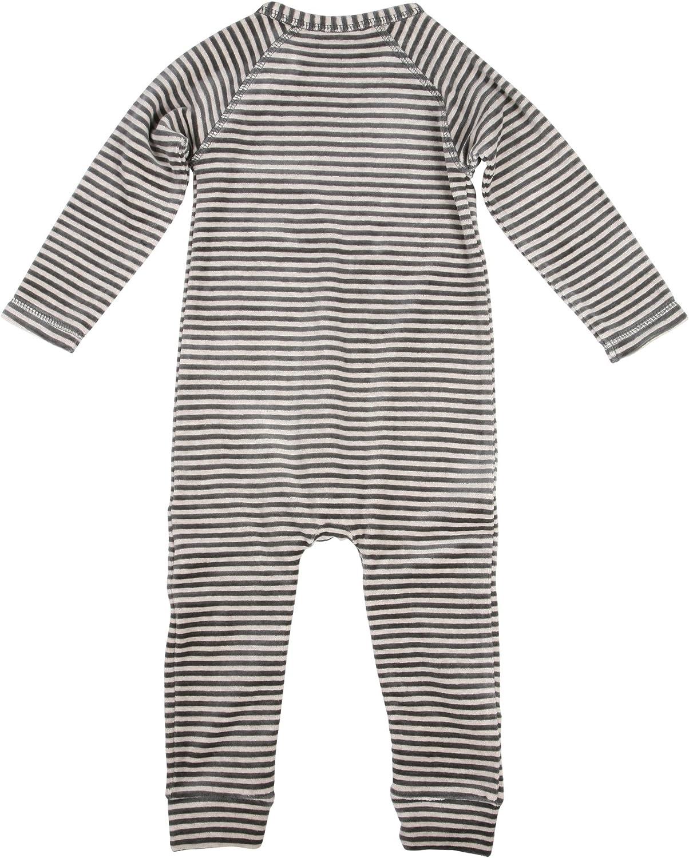 Papfar Unisex Baby Soft Velvet Langarm Spieler