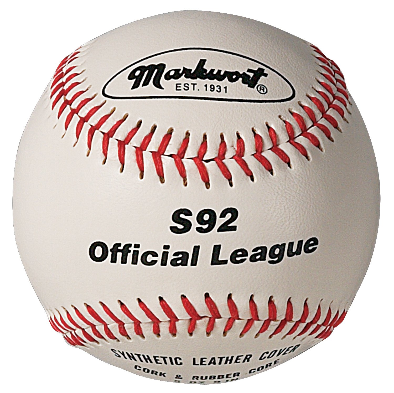 Markwort Good Practice Baseball (Dozen) S92