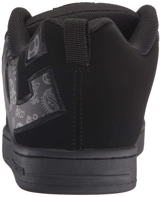 d79be6816a Zapatillas de skate DC Graffik SE para hombre Black Print