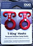 T-Ring Hooks (TM), Paracord Tension Camp