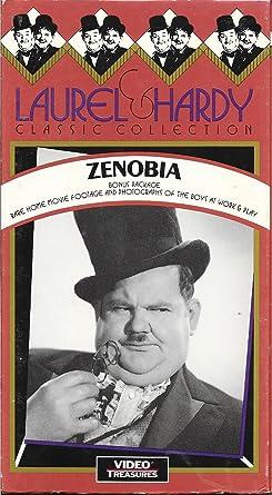 Zenobia VHS