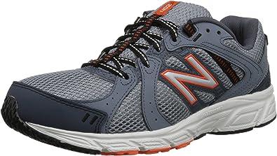 vértice en posterior  Amazon.com | New Balance Men's ME402V1 Running Shoe | Road Running