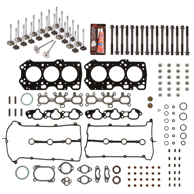 Head Set Chrysler V6 2.5L 24-Valve See Description