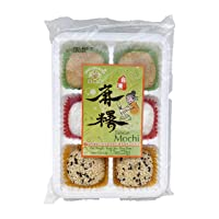 Mong Lee Shang Assorted Mochi, 7.7oz, 6 Pieces