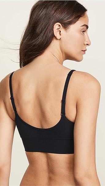 4ddfc23ffef89 SPANX Women s Laidback Layers Seamless Bralette at Amazon Women s Clothing  store