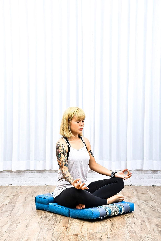Asiento De Meditación Plegable Leewadee