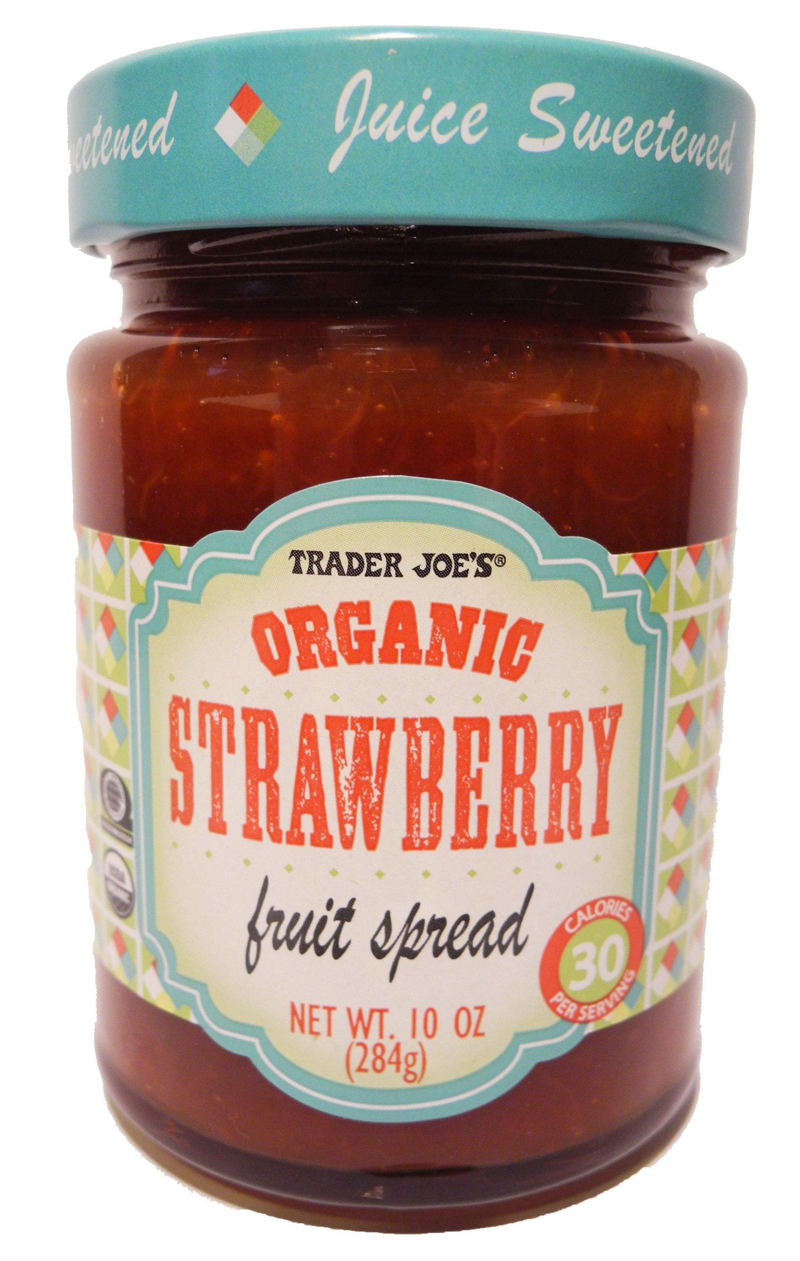 Trader Joe's Organic Strawberry Fruit Spread