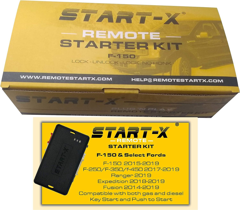 Start-X Remote Starter