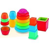 Funskool Giggles Stack n Nest Toy 2014, Multi Color